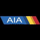 AIA Track Wrestling logo