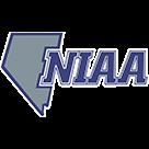 NIAA Track Wrestling logo