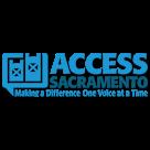 Access Sacramento logo