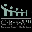CESA 10 logo