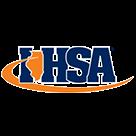 IHSA Track Wrestling logo