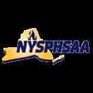NYSPHSAA Track Wrestling logo