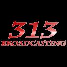 313 Broadcasting logo