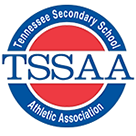TSSAA Track Wrestling logo