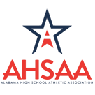 AHSAA Track Wrestling logo