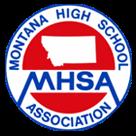 MHSA Track Wrestling logo