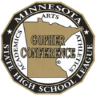 Gopher Conference logo