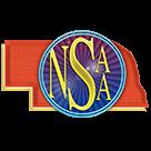 NSAA Track Wrestling logo