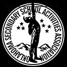 OSSAA Track Wrestling logo