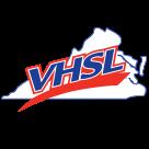 VHSL Track Wrestling logo