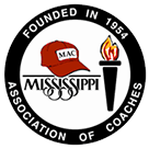 Mississippi Association of Coaches logo